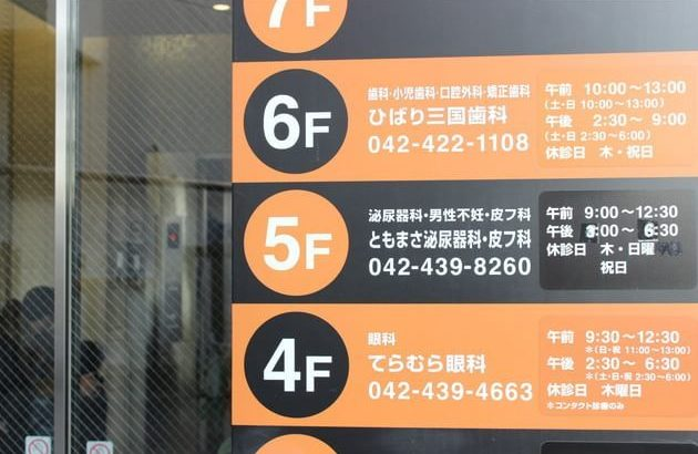 【東京都】ともまさ泌尿器・皮フ科の評判は?2chやSNSの口コミ完全まとめ